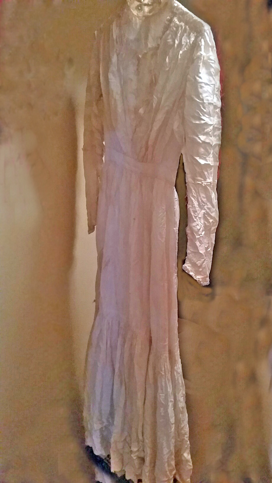 alice martha goldie wedding dress from 1910